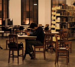 biblioteca escola darcy ribeiro