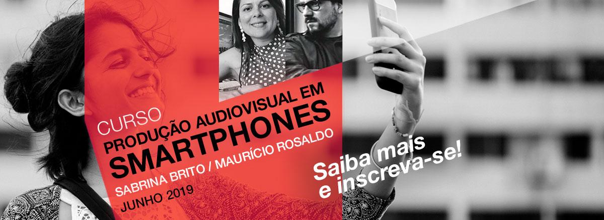 Inscreva-se no curso de cinema de produção audiovisual em smartphones